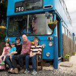 حافلة ومنزل في نفس الوقت , طريقة جديدة للسكن متنقل