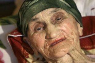 صوره اكبر مراة في العالم , تحتفل بعيد ميلادها 130عاما