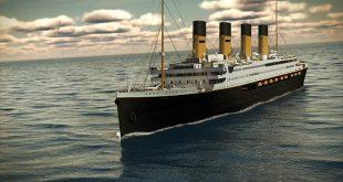 صور سفينة تيتانيك , تحطيم اكبر اسطورة
