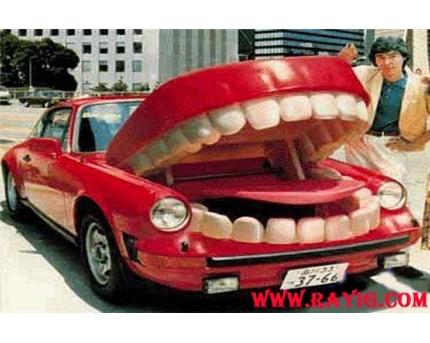 صوره صور سيارات مضحكة , مختلفة تجذب اليها الانظار