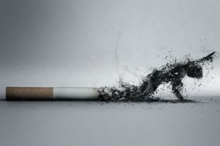 صورة صور معبرة عن التدخين , تصميمات رائعة تحذر من خطر السيجارة