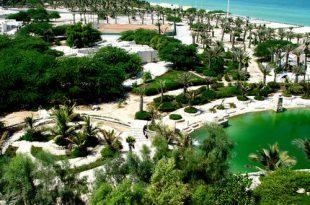 صورة جزيرة كيش الايرانية , السياحة حيث المتعة والتسوق