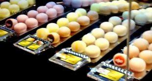 الايس كريم في اليابان , مذاقة الرائع المختلف
