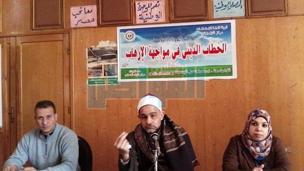 صورة صور الارهاب الديني , محاربة التطرف بالخطاب الديني