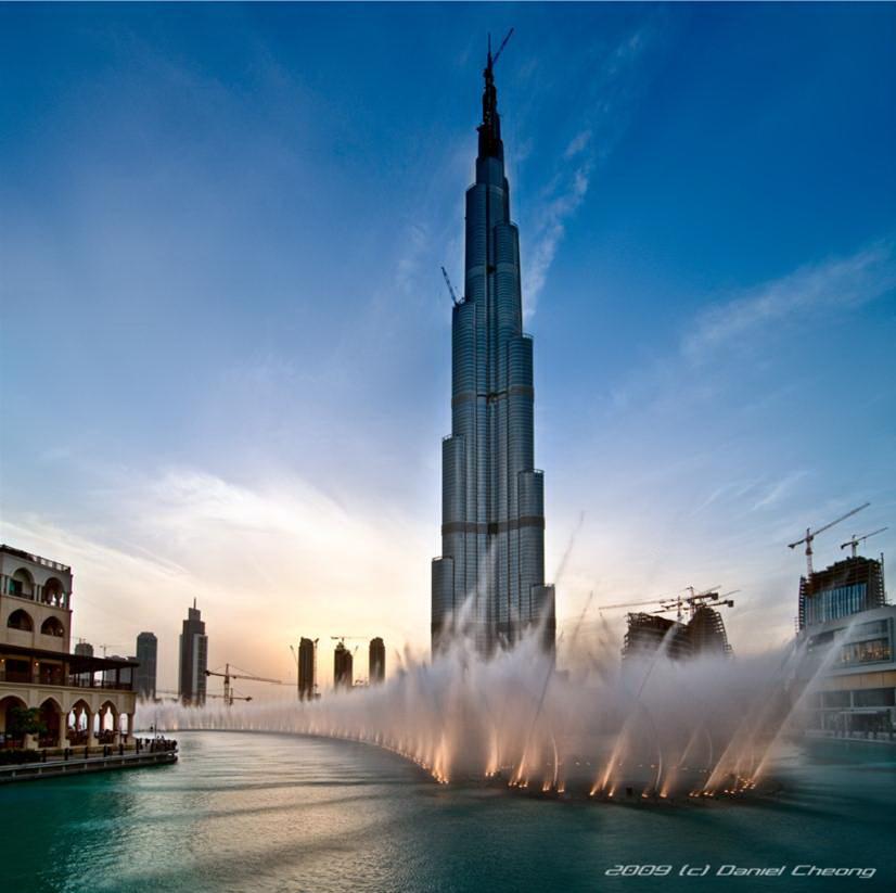 صوره صور اكبر برج في العالم , برج خليفة روعة في التصميم