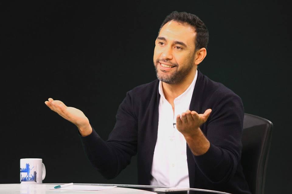 صوره صور الفنان عمرو مصطفى , احدث صوره للملحن المصري