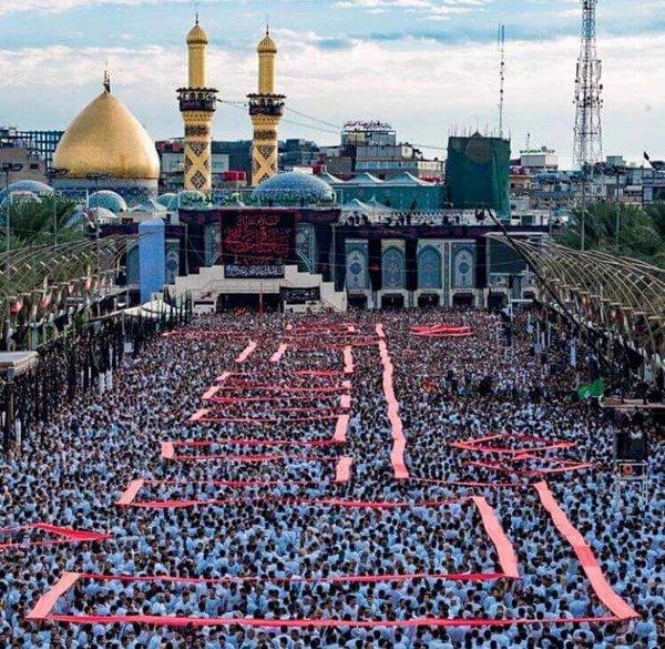 بالصور كعبة في ايران , صور للخلاف الديني بين الشيعة والسعودية 3829 9