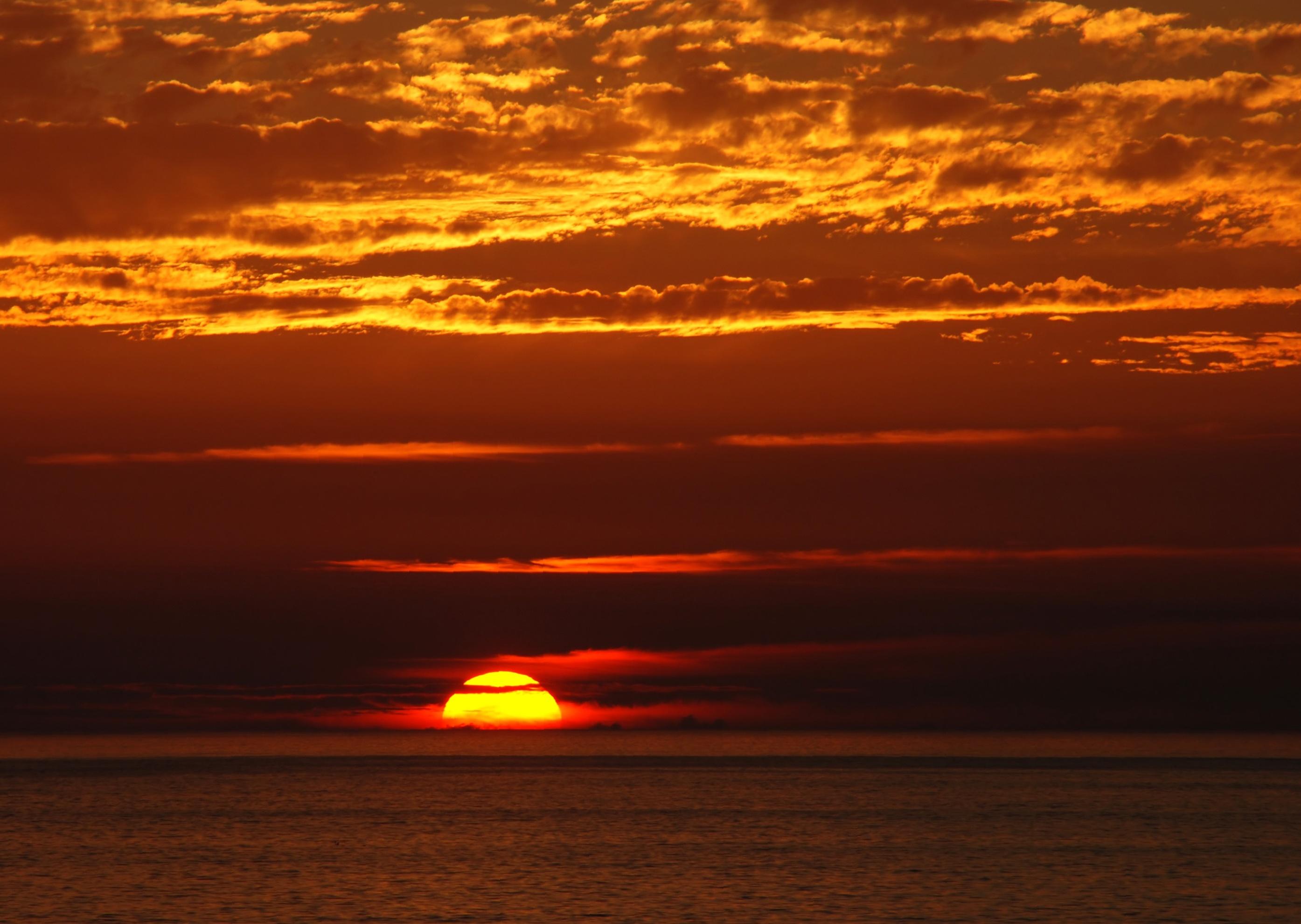 صور صور غروب الشمس , صوره لا اكثر منظر طبيعي جدا