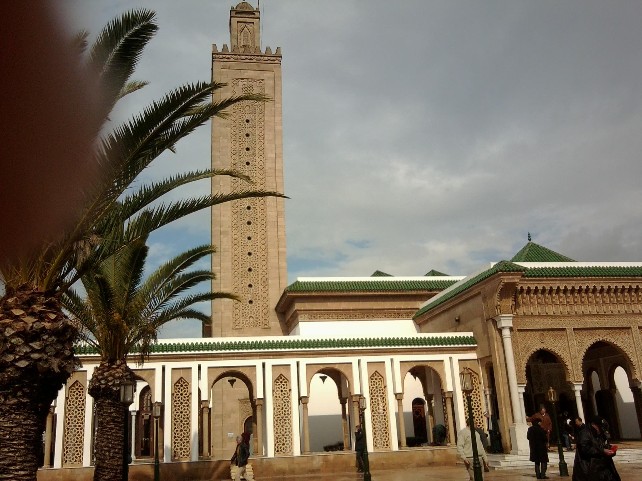صورة مسجد السنة بالرباط , اجمل صوره في المغرب