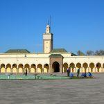 مسجد السنة بالرباط , اجمل صوره في المغرب
