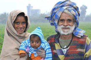 صوره اكبر اب في العالم , مزارع هندى ينجب فى ال 96 من العمر