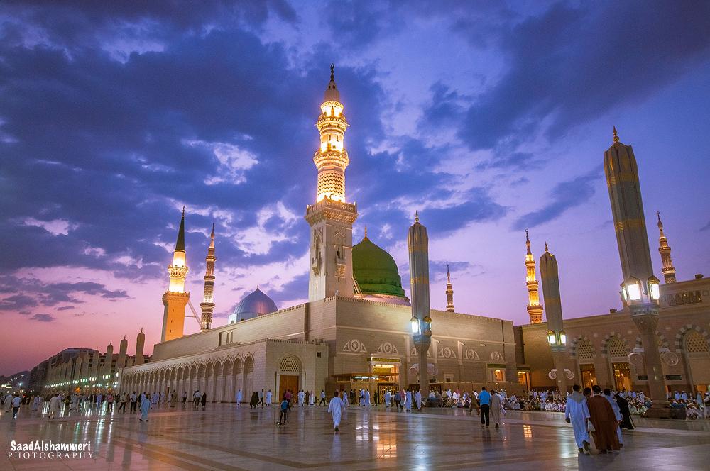 صوره صور المسجد النبوي الشريف , ثانى اقدس الاماكن على الارض