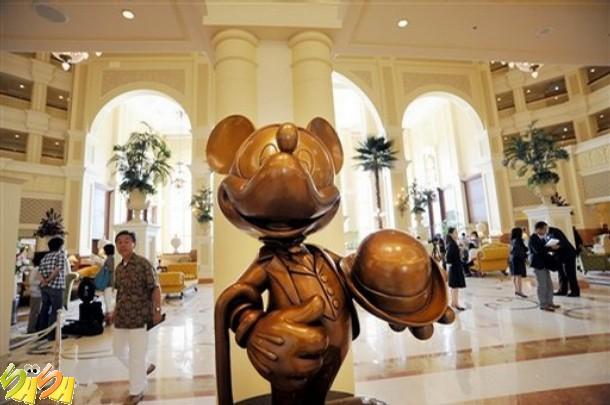 صوره فندق ميكي ماوس , افخم الفنادق بدبى واكثرهم روعه