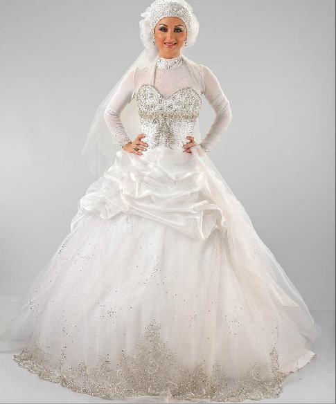 صوره احدث فساتين الافراح , لكل فرح وزواج فستان واليك الاجمل في عالم الفساتين