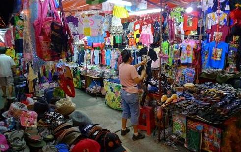 صور اسواق بينانج في ماليزيا , صور اكبر مجمع تجارى