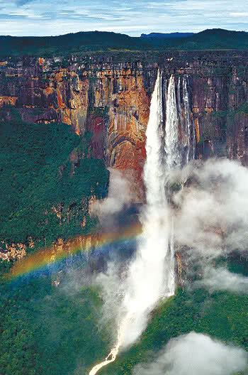 صور اطول شلال بالعالم , شلالات عاليه جدا
