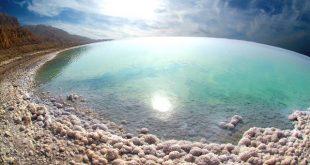 صور للبحر الميت , و سبب تسميتة بهذا الاسم