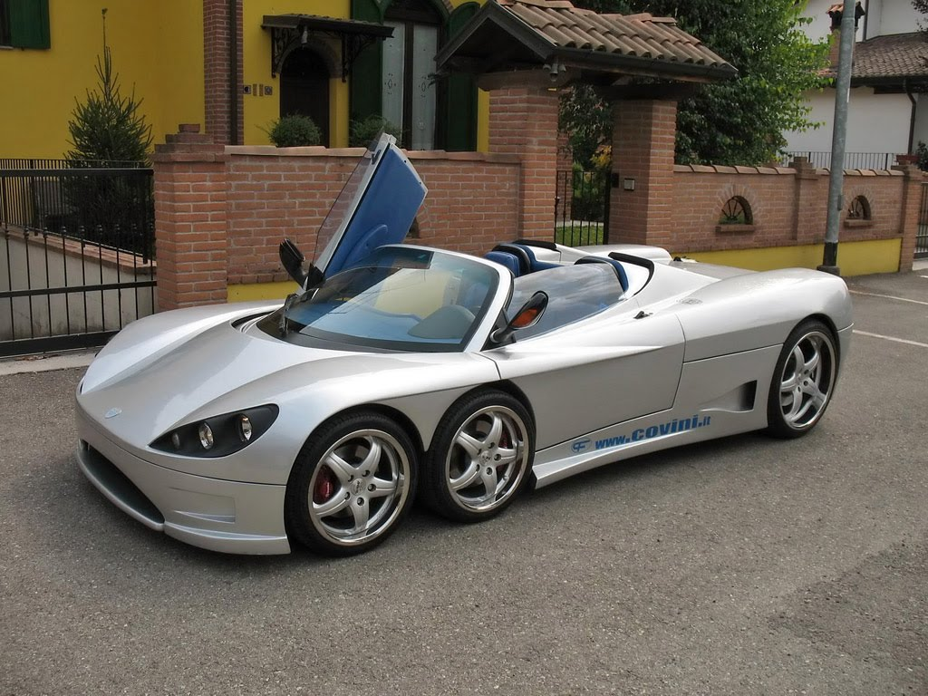 صورة اغرب اشكال السيارات في العالم , عربية بتصميمات غريبة مذهله 253 1