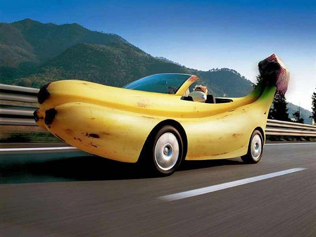 صورة اغرب اشكال السيارات في العالم , عربية بتصميمات غريبة مذهله 253 7