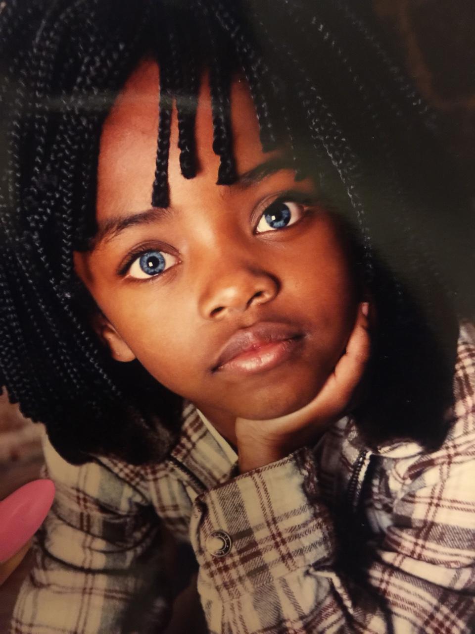 صورة طفل افريقي يمتلك اجمل عيون في الكون سبحان الله , اطفال من اصول افريقية بعيون ساحرة
