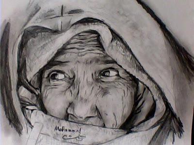 بالصور فن الرسم بقلم الرصاص , صور معبرة تدل علي ابداع واتقان 2678 1