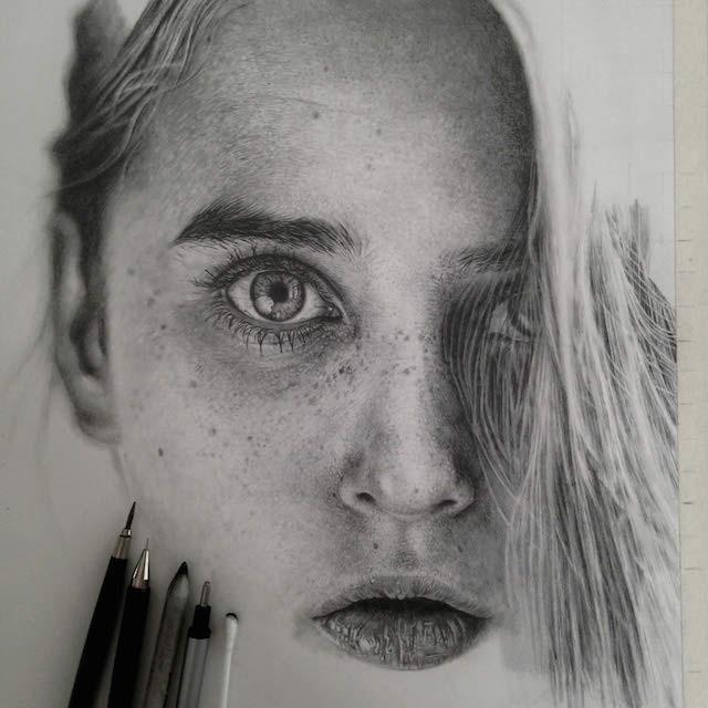 بالصور فن الرسم بقلم الرصاص , صور معبرة تدل علي ابداع واتقان 2678 5