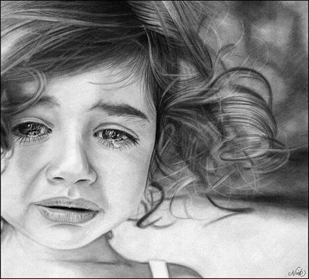صوره فن الرسم بقلم الرصاص , صور معبرة تدل علي ابداع واتقان
