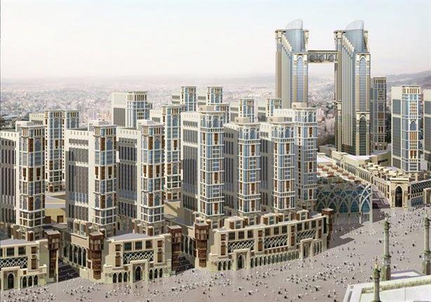 صوره اكبر فندق بالعالم   ,  صور مدينة السماء في المملكة
