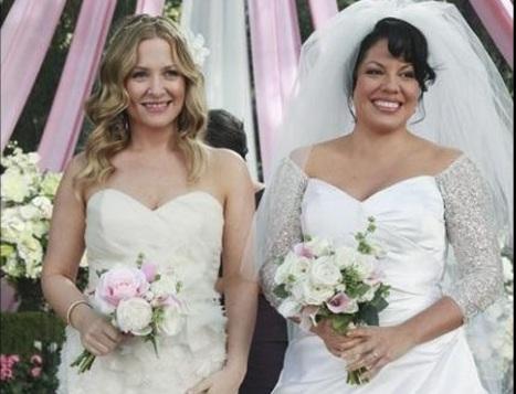 صورة زواج البنات من بعض , صور مذهلة لعالم غريب