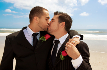 زواج رجل برجل بالصور
