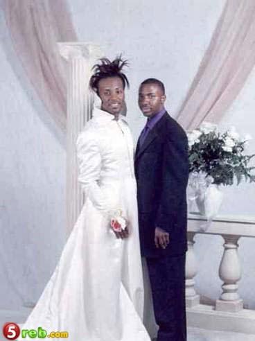 صورة زواج رجل برجل , صور غريبة اخر تقاليع فرنسا