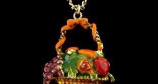 مجوهرات على شكل فواكه , صور جديدة وتشكيلة رائعة