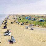 شاطئ العقير السياحي , مناظر غاية في الروعة والجمال