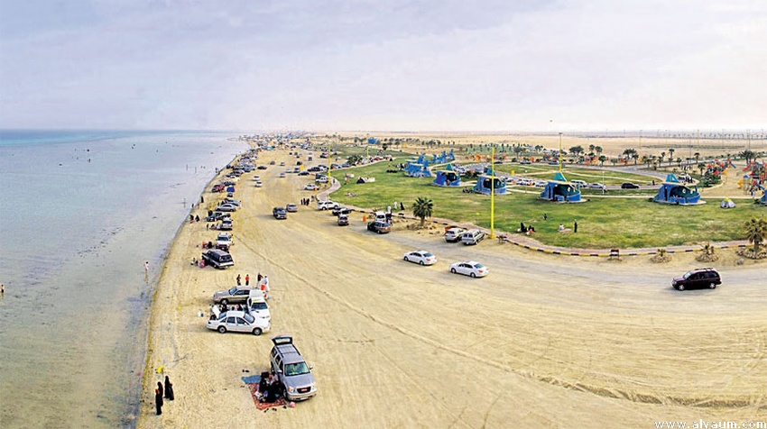 صور شاطئ العقير السياحي , مناظر غاية في الروعة والجمال