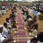 رمضان حول العالم , مظاهر استقبال الشهر الكريم