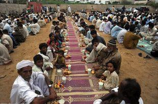 صوره رمضان حول العالم , مظاهر استقبال الشهر الكريم