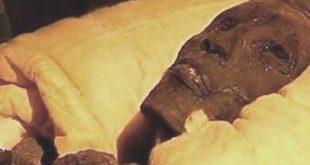 مومياء توت عنخ امون , صور اشهر فراعنة قدماء المصريين