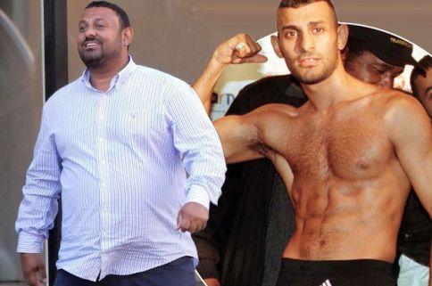 بالصور جنون ام ثقة , صور الملاكم اليمني نسيم حميد 2766 10