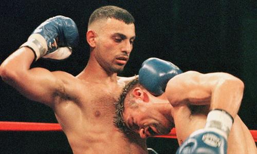 جنون ام ثقة , صور الملاكم اليمني نسيم حميد