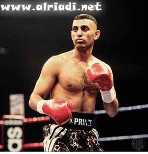 بالصور جنون ام ثقة , صور الملاكم اليمني نسيم حميد 2766 2