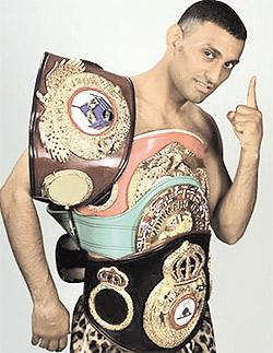 بالصور جنون ام ثقة , صور الملاكم اليمني نسيم حميد 2766 6