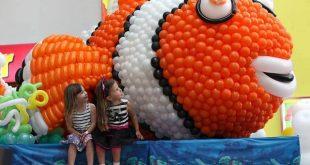 صور فن البالونات , تصميمات مختلفة متميزة ورائعة
