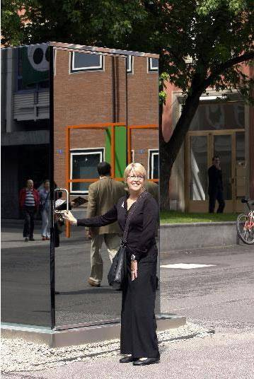 صورة حمام اراك ولا تراني , صور حمام زجاجي في سويسرا