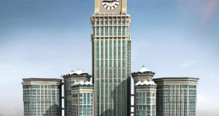 برج ساعة مكة الملكي , صور ثاني اطول برج في العالم