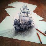 لوحات فنية ثلاثية الابعاد , صور من الابداع الفني الراقي