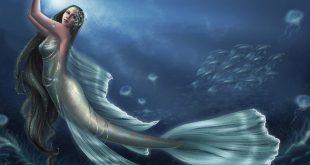 صور صور لحورية البحر , مناظر بين الواقع والخيال