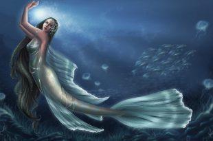 صوره صور لحورية البحر , مناظر بين الواقع والخيال