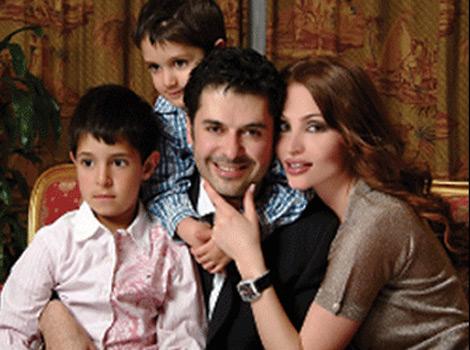 صورة صور اطفال المشاهير العرب , احلي واروع المشاهد للفنانين مع الابناء