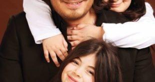 صور اطفال المشاهير العرب , احلي واروع المشاهد للفنانين مع الابناء