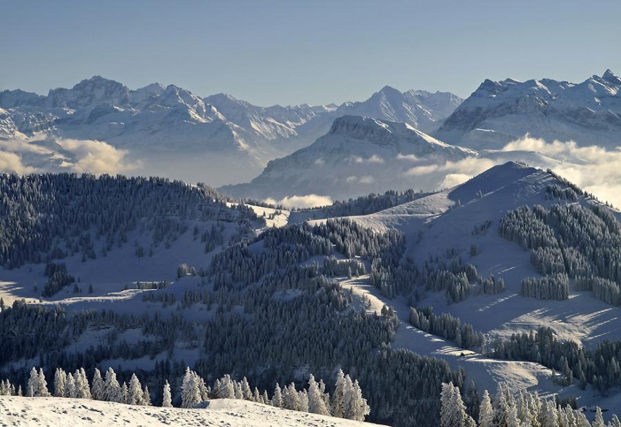 صوره مناظر من سويسرا , اماكن طبيعية ساحرة